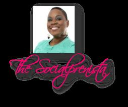 The Socialprenista (eadshot) Bio Picture + Logo