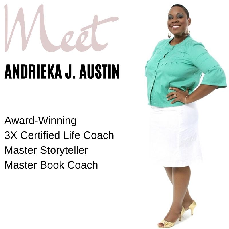 Andrieka J. Austin, Speaker, Trainer